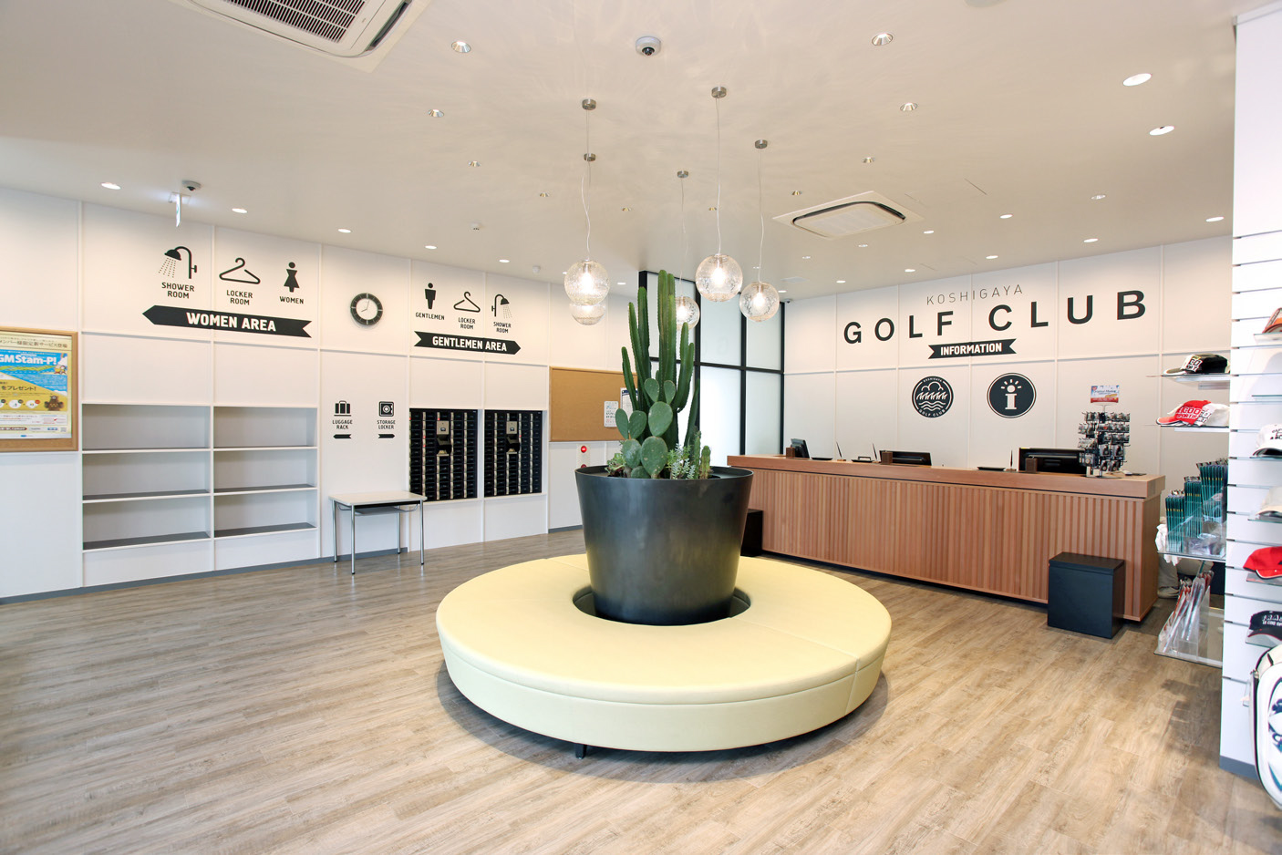 KOSHIGAYA GOLF CLUB